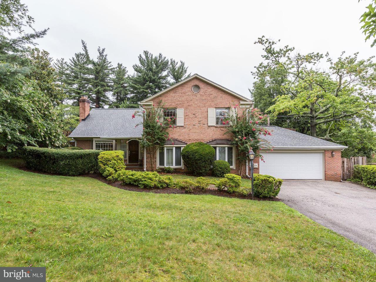 独户住宅 为 销售 在 4017 Glenridge Street 4017 Glenridge Street 肯辛顿, 马里兰州 20895 美国