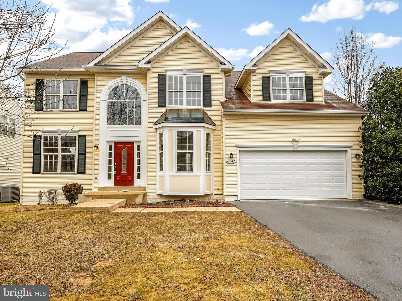 Villa per Vendita alle ore 6407 Trillium Trail 6407 Trillium Trail Glenn Dale, Maryland 20769 Stati Uniti