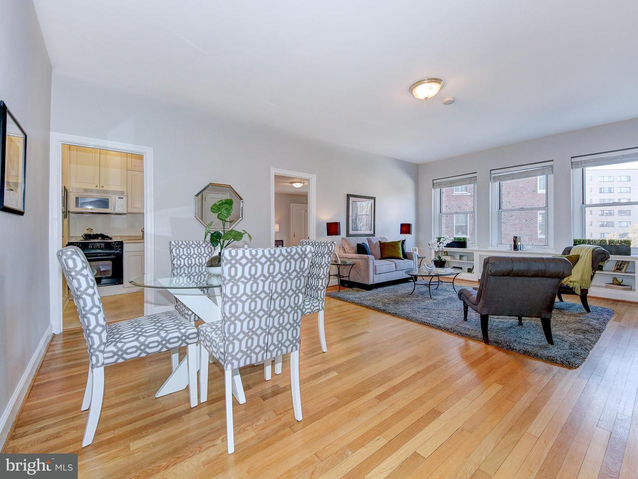 Condominium for Sale at 3601 Connecticut Ave NW #312 Washington, District Of Columbia 20008 United States