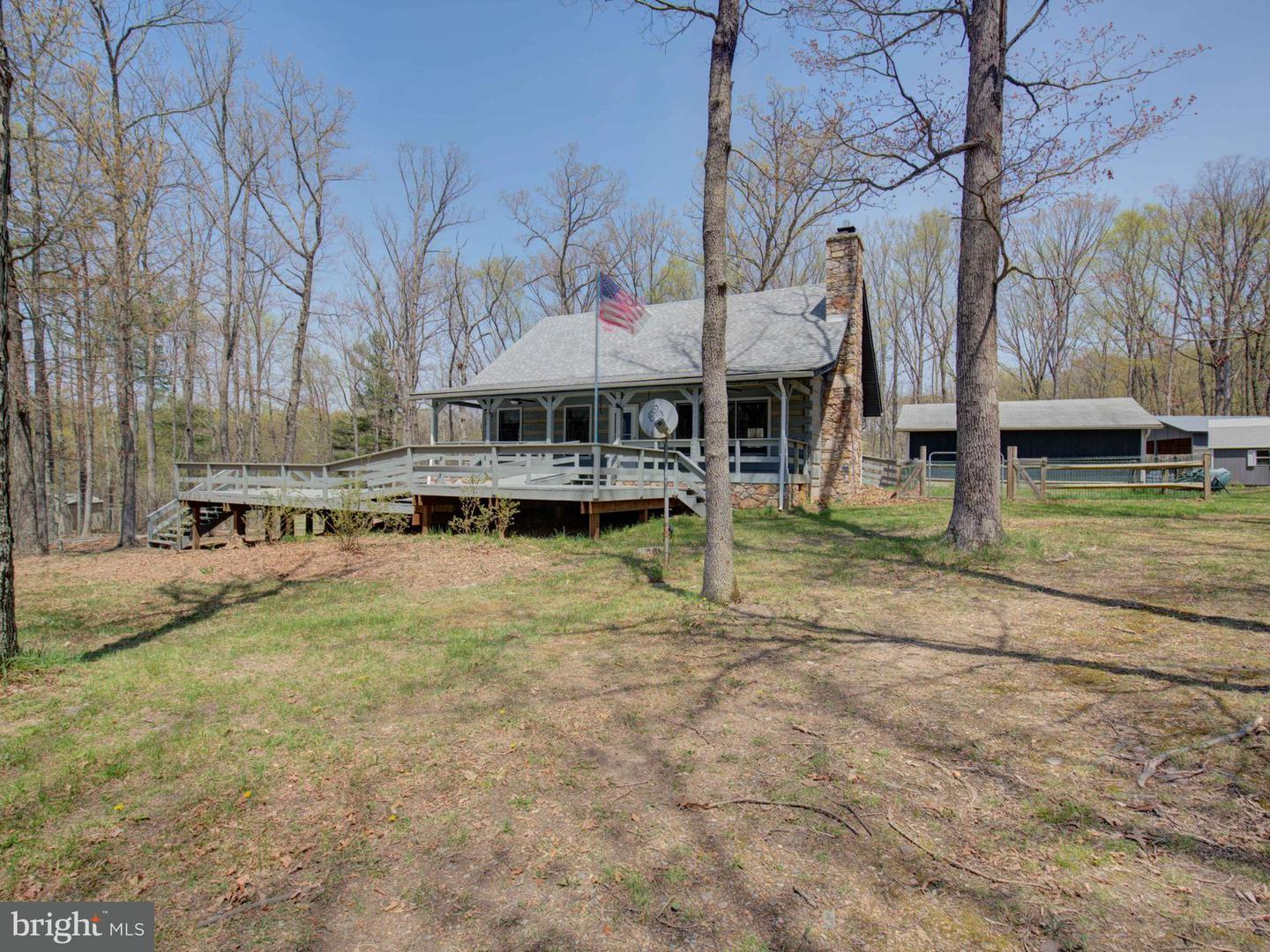 Single Family for Sale at 306 Ember Ln Capon Bridge, West Virginia 26711 United States