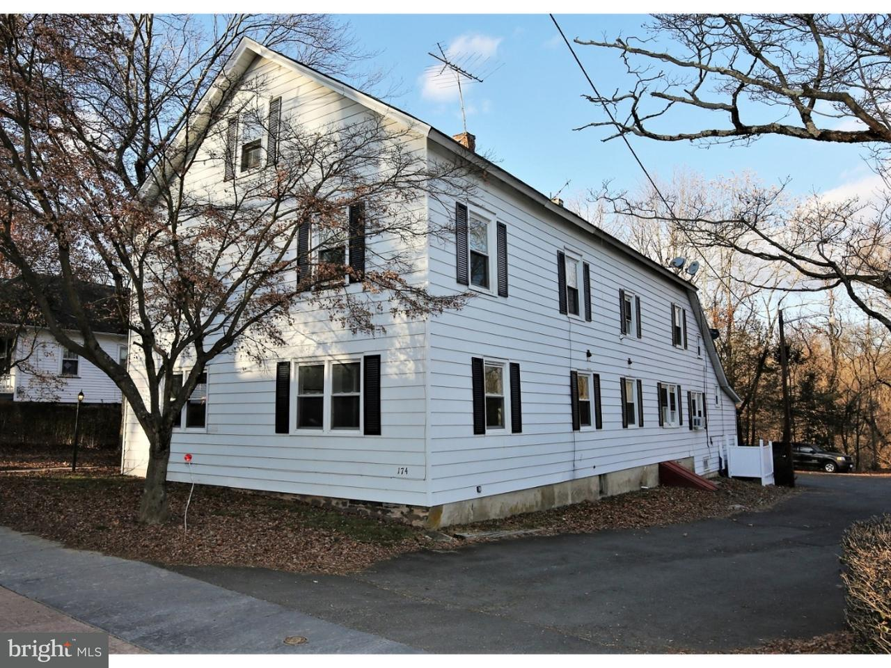 Single Family Home for Sale at 174 WASHINGTON Street Rocky Hill, New Jersey 08553 United StatesMunicipality: Rocky Hill Borough