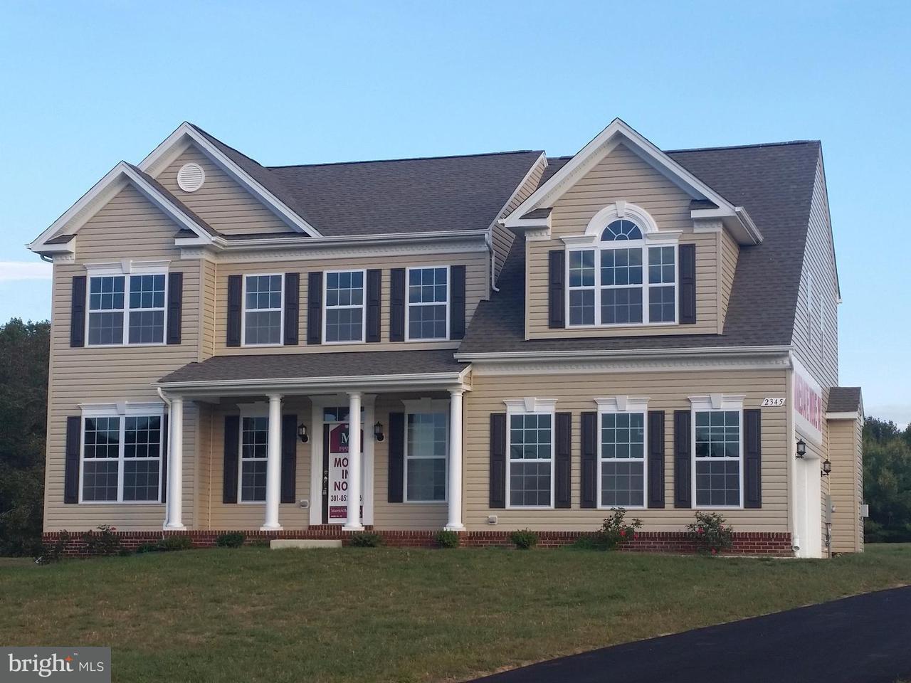 一戸建て のために 売買 アット 2345 Hearthstone Place 2345 Hearthstone Place Huntingtown, メリーランド 20639 アメリカ合衆国