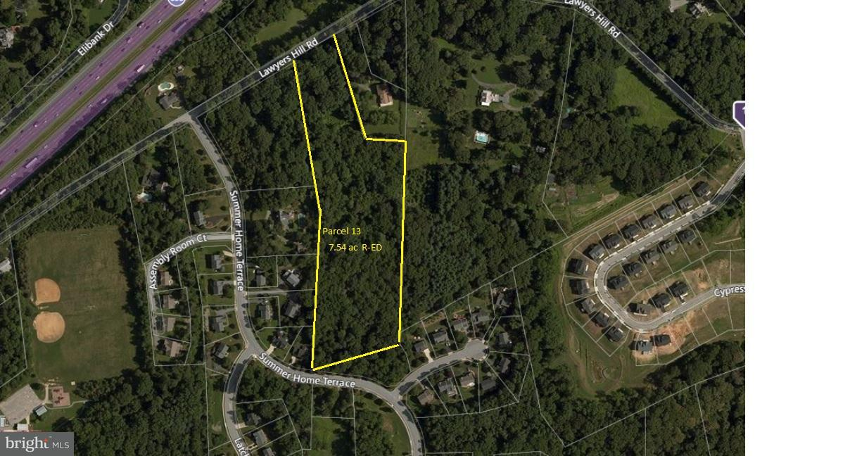 土地 のために 売買 アット 5819 Lawyers Hill Road 5819 Lawyers Hill Road Elkridge, メリーランド 21075 アメリカ合衆国