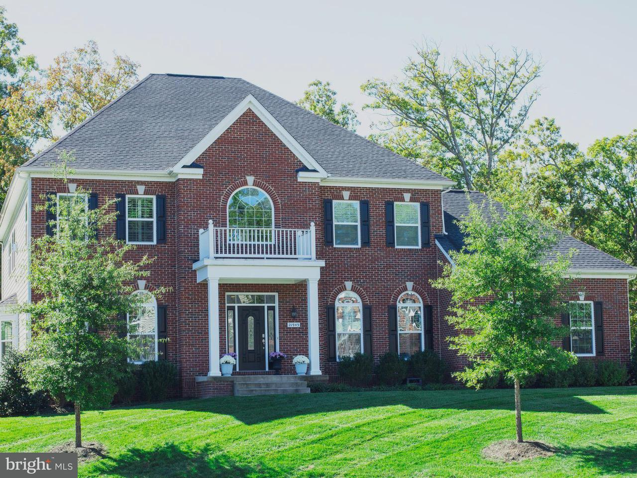 Single Family Home for Sale at 21943 Knob Hill Place 21943 Knob Hill Place Ashburn, Virginia 20148 United States