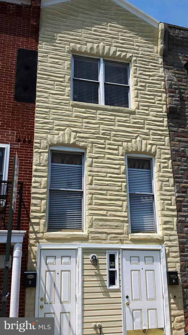 Single Family for Sale at 306 Conkling St S Baltimore, Maryland 21224 United States