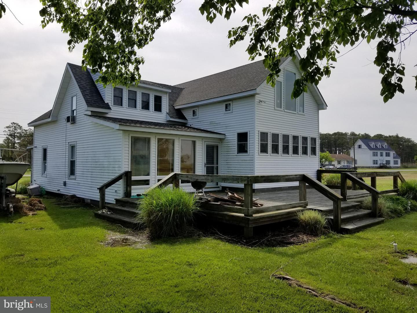 Single Family for Sale at 2744 Hoopers Island Rd Fishing Creek, Maryland 21634 United States