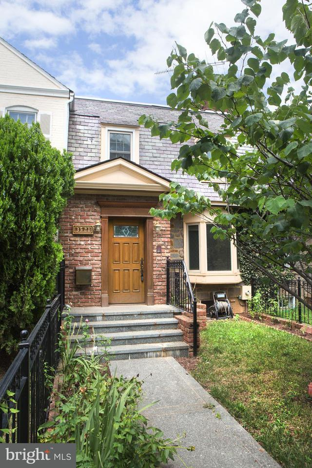 Townhouse for Sale at 3521 R St Nw 3521 R St Nw Washington, District Of Columbia 20007 United States