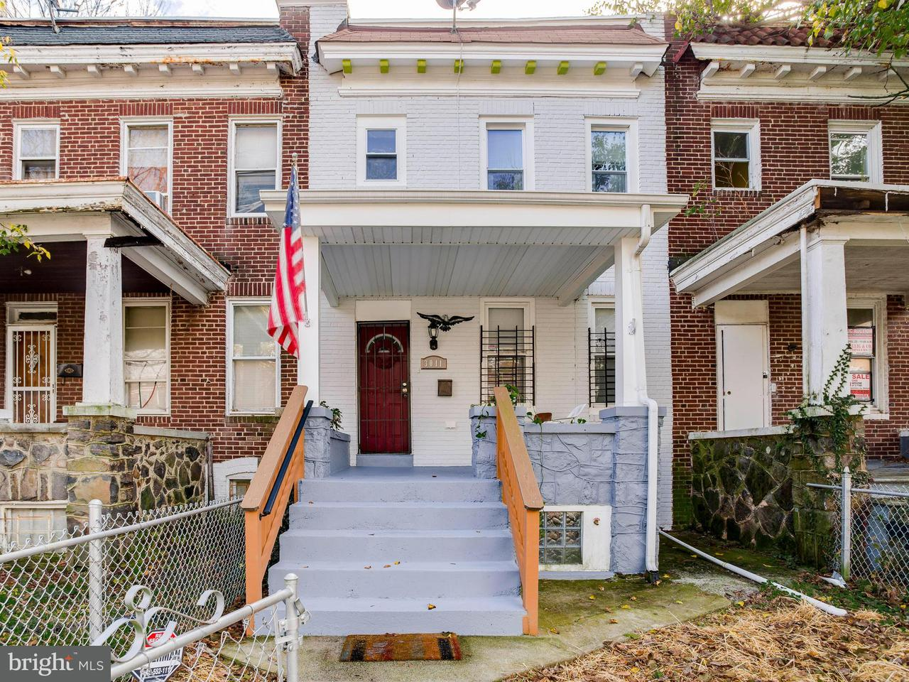 Single Family for Sale at 3011 Garrison Ave Baltimore, Maryland 21215 United States