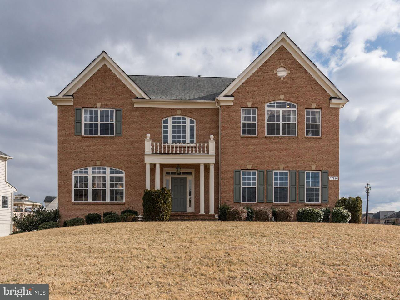 Single Family Home for Sale at 22480 Terra Rosa Place 22480 Terra Rosa Place Ashburn, Virginia 20148 United States