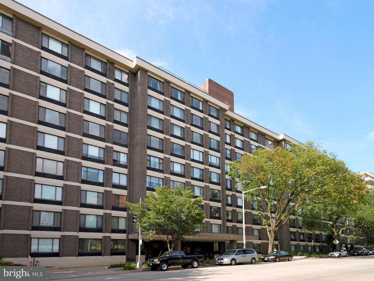 Condominium for Rent at 2501 Calvert St NW #605 Washington, District Of Columbia 20008 United States
