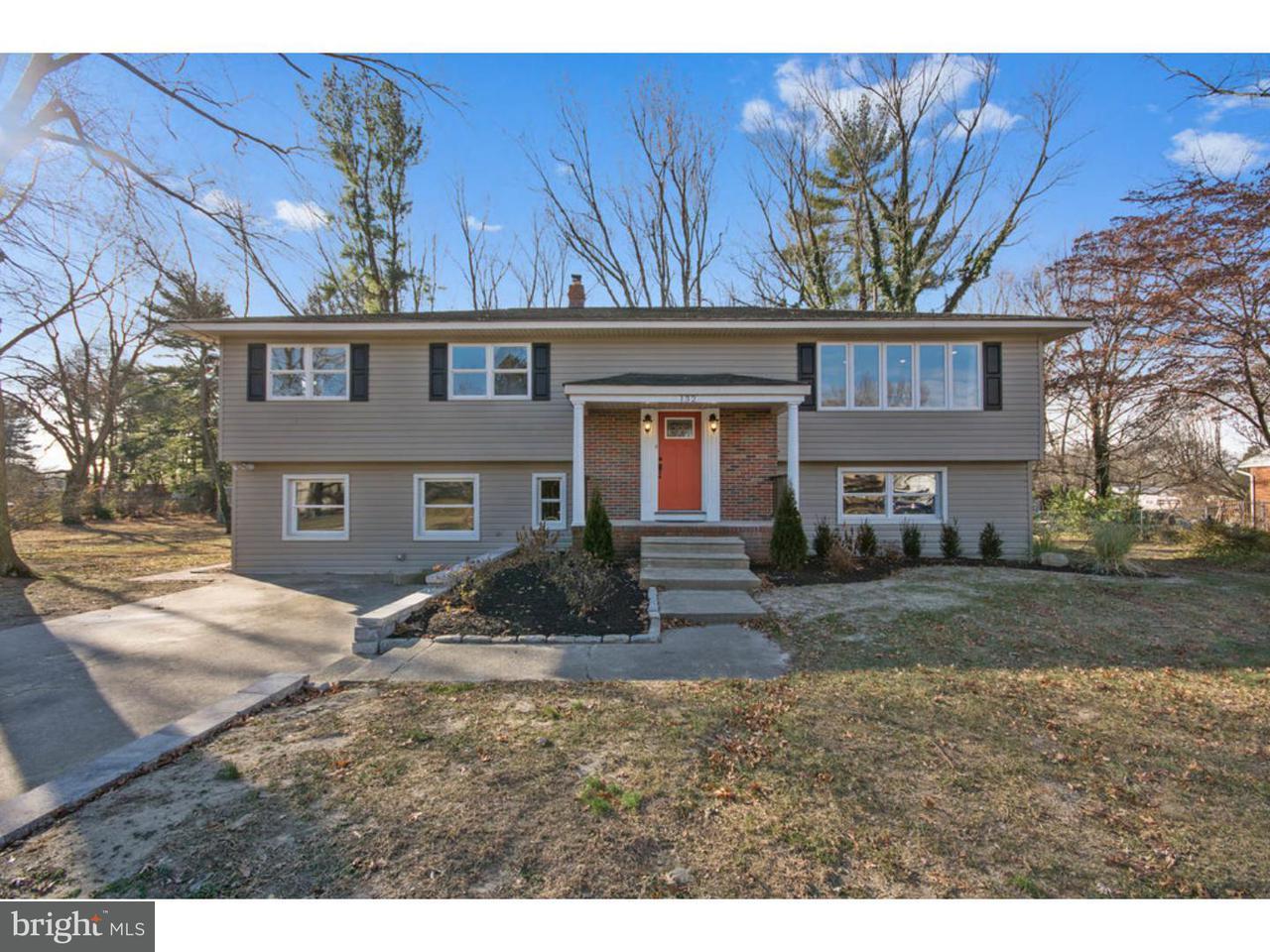 Частный односемейный дом для того Продажа на 132 MAURER Avenue Gloucester, Нью-Джерси 08021 Соединенные Штаты