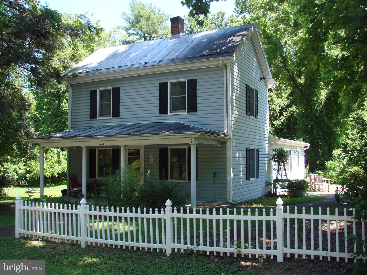 Single Family for Sale at 3713 Dry Run Rd Luray, Virginia 22835 United States