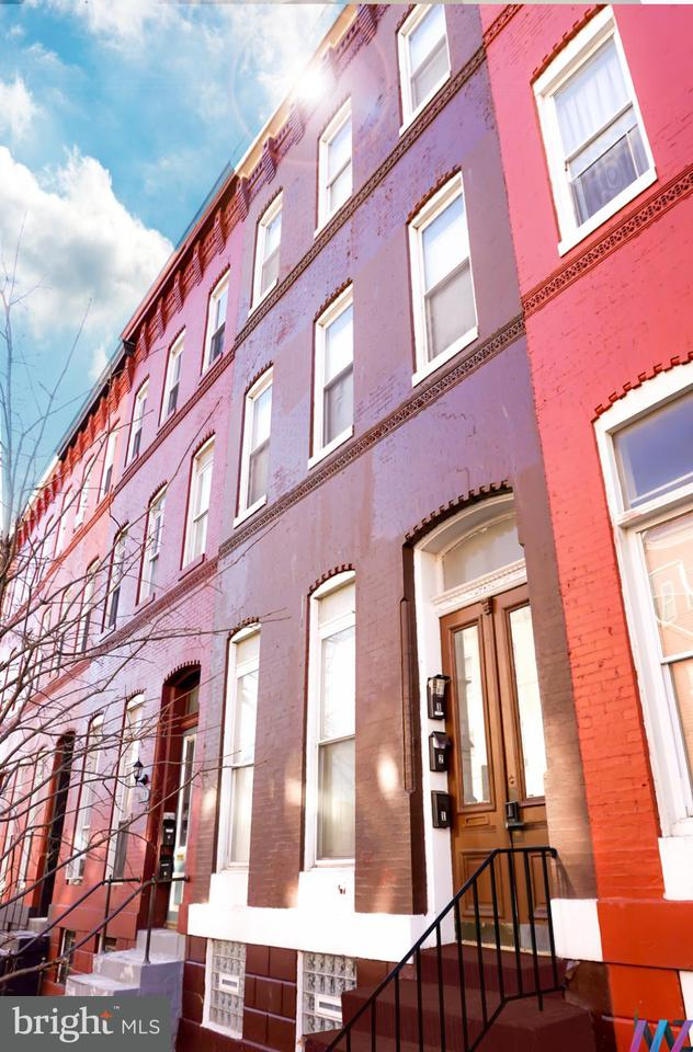 Other Residential for Sale at 1914 Mcculloh St Baltimore, Maryland 21217 United States