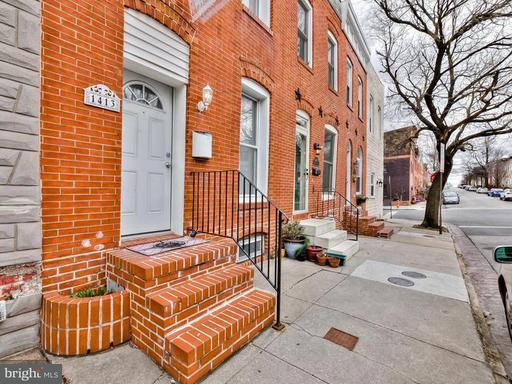 Property for sale at 1413 Covington St, Baltimore,  MD 21230