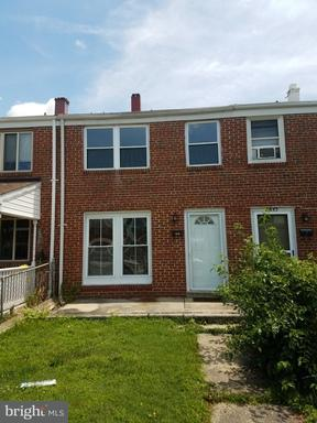Other Residential for Rent at 7847 Saint Claire Ln Dundalk, Maryland 21222 United States