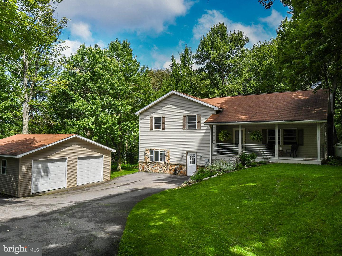 Single Family for Sale at 213 Fratz Rd Accident, Maryland 21520 United States