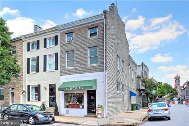 Other Residential for Rent at 217 Albemarle St Baltimore, Maryland 21202 United States