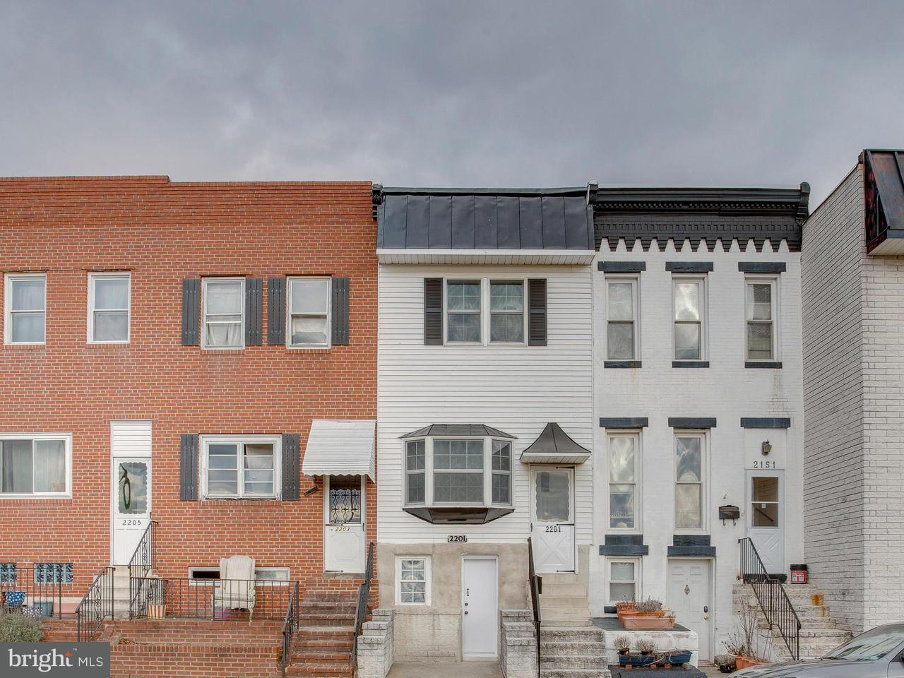 Other Residential for Rent at 2201 Huntingdon Ave Baltimore, Maryland 21211 United States