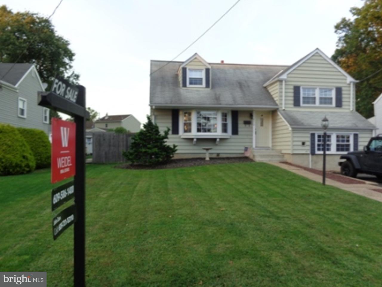 Single Family Home for Sale at 4412 NOTTINGHAM WAY Hamilton Square, New Jersey 08690 United StatesMunicipality: Hamilton Township