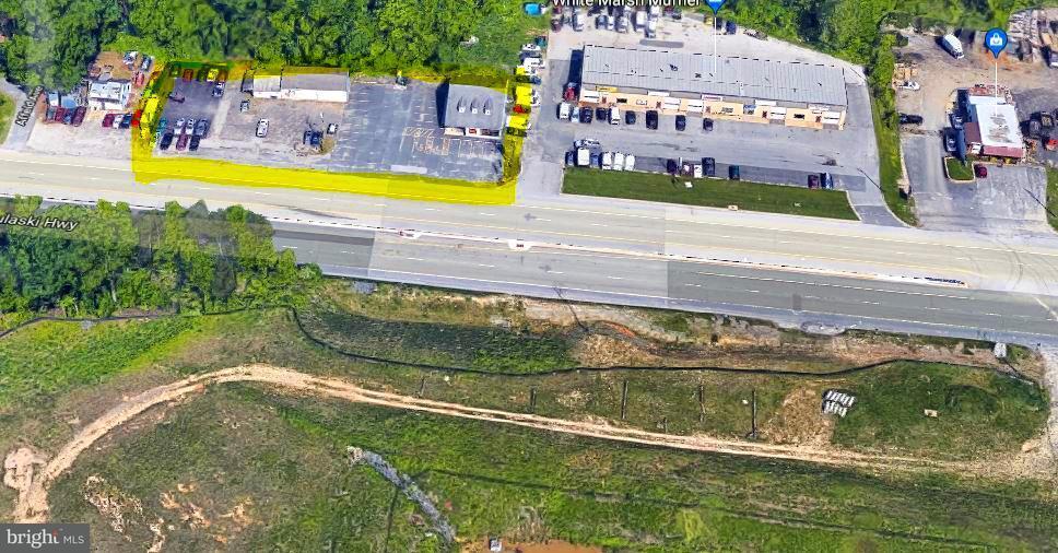 商用 为 销售 在 11244 Pulaski Hwy 11244 Pulaski Hwy White Marsh, 马里兰州 21162 美国
