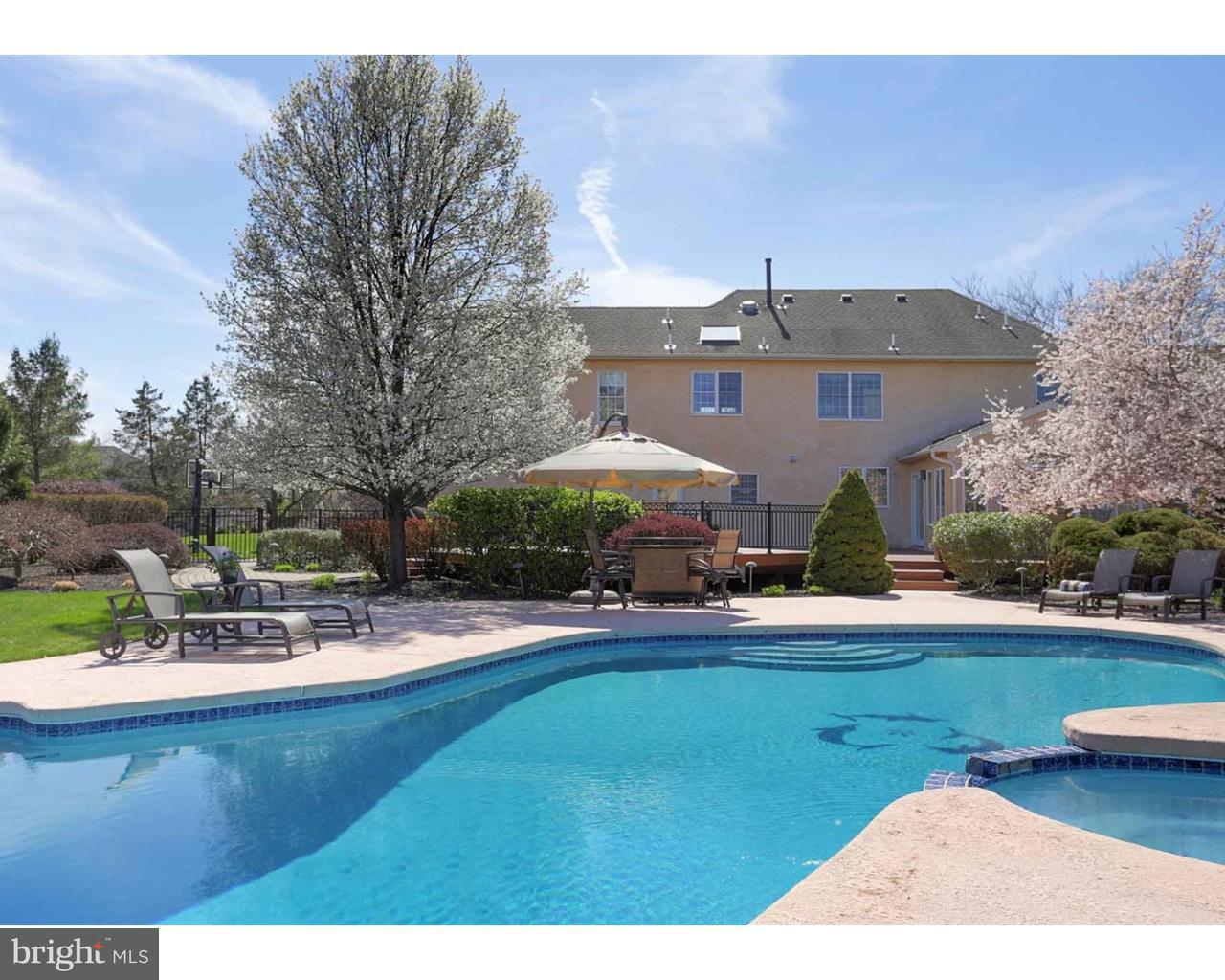 Einfamilienhaus für Verkauf beim 5 CATBRIAR Court Belle Mead, New Jersey 08502 Vereinigte StaatenIn/Rund um: Montgomery Township