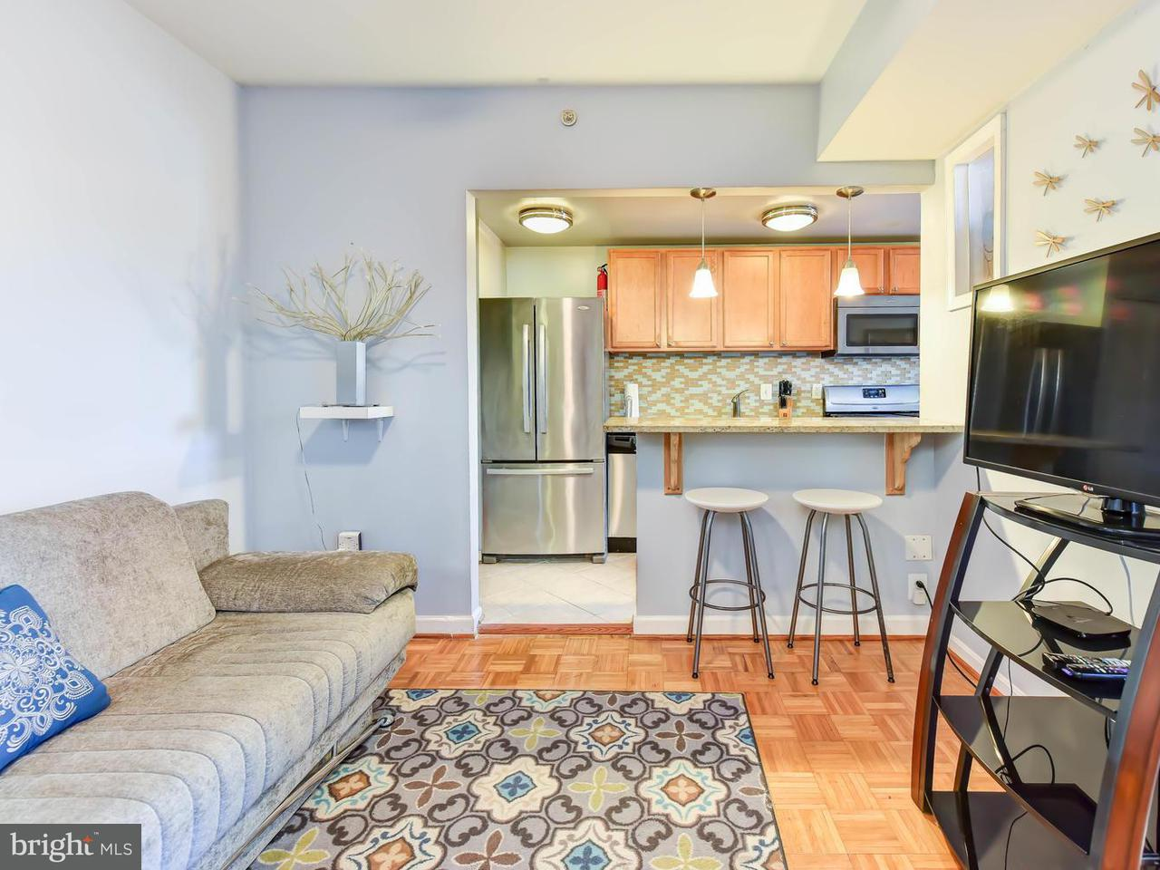 Condominium for Sale at 3900 14th St NW #704 Washington, District Of Columbia 20011 United States