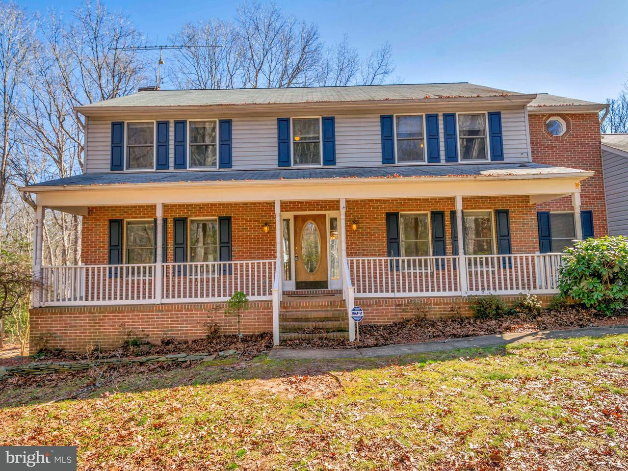 Single Family for Sale at 14007 Campaign Ct Fredericksburg, Virginia 22407 United States