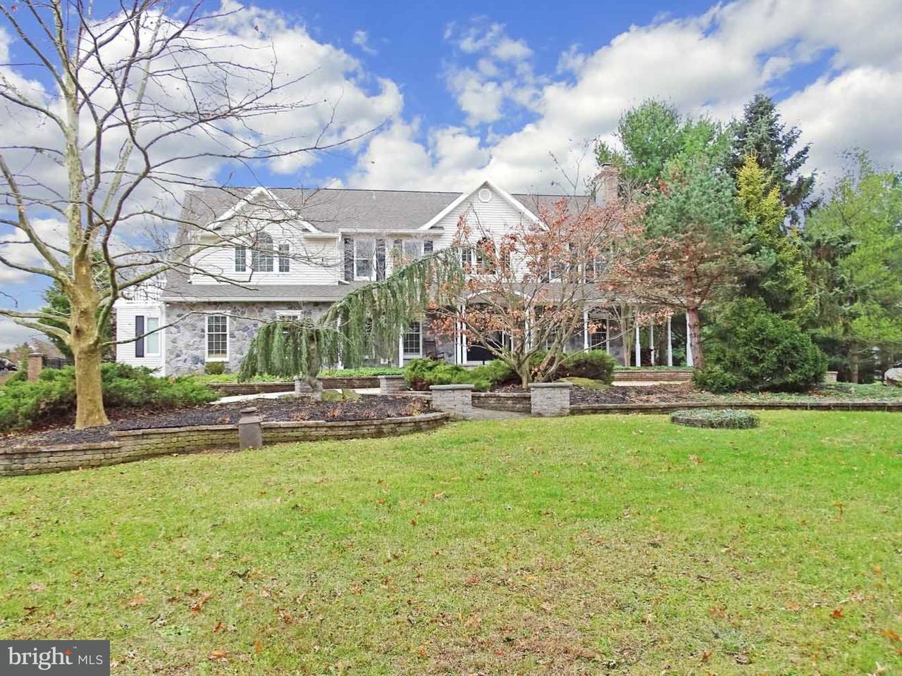 Частный односемейный дом для того Продажа на 15 HLUCHY Road Trenton, Нью-Джерси 08691 Соединенные ШтатыВ/Около: Upper Freehold Township