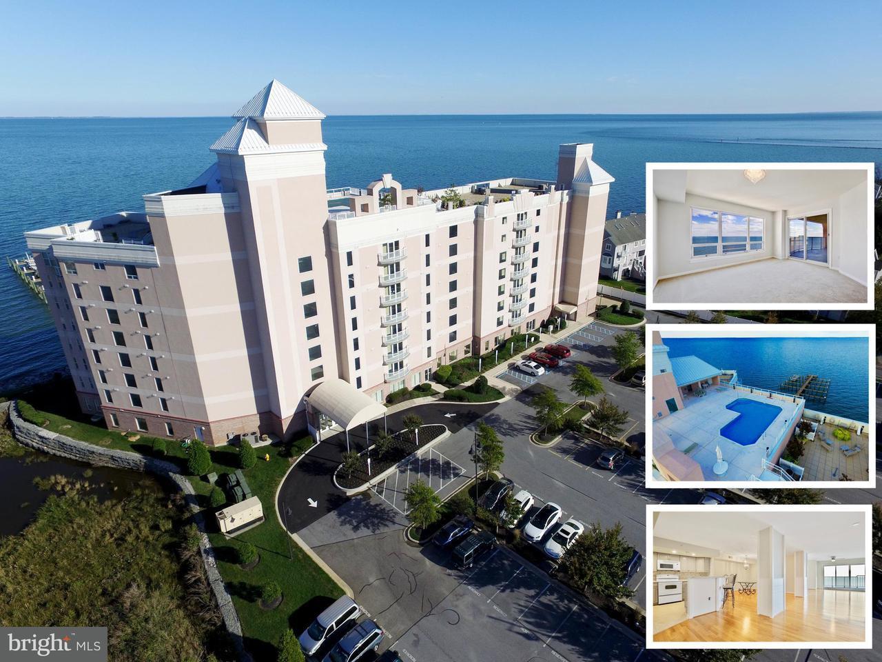 Eigentumswohnung für Verkauf beim 8501 Bayside Rd #Ph2 8501 Bayside Rd #Ph2 Chesapeake Beach, Maryland 20732 Vereinigte Staaten