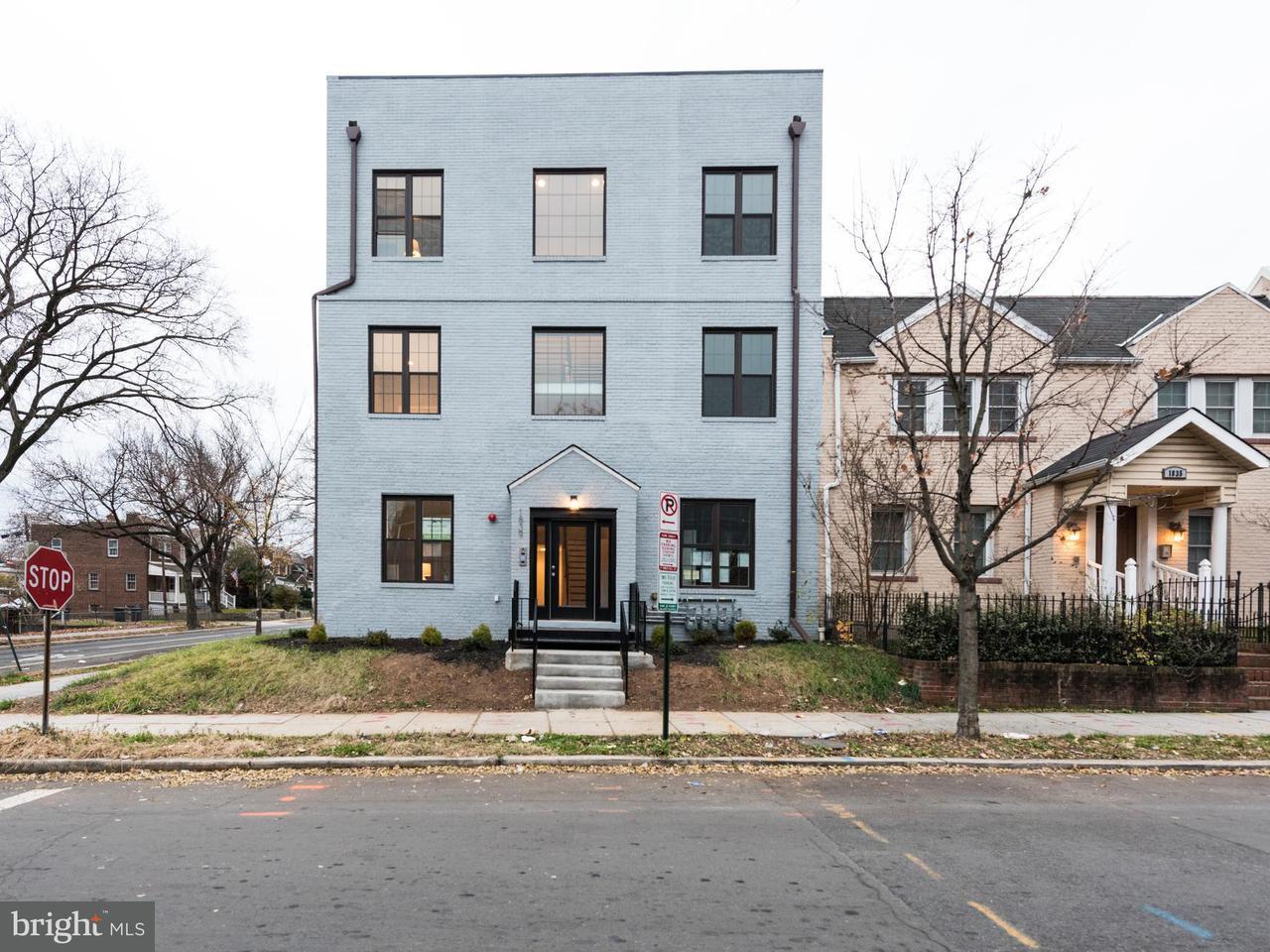 Condominium for Sale at 1839 D St Ne #2 1839 D St Ne #2 Washington, District Of Columbia 20002 United States