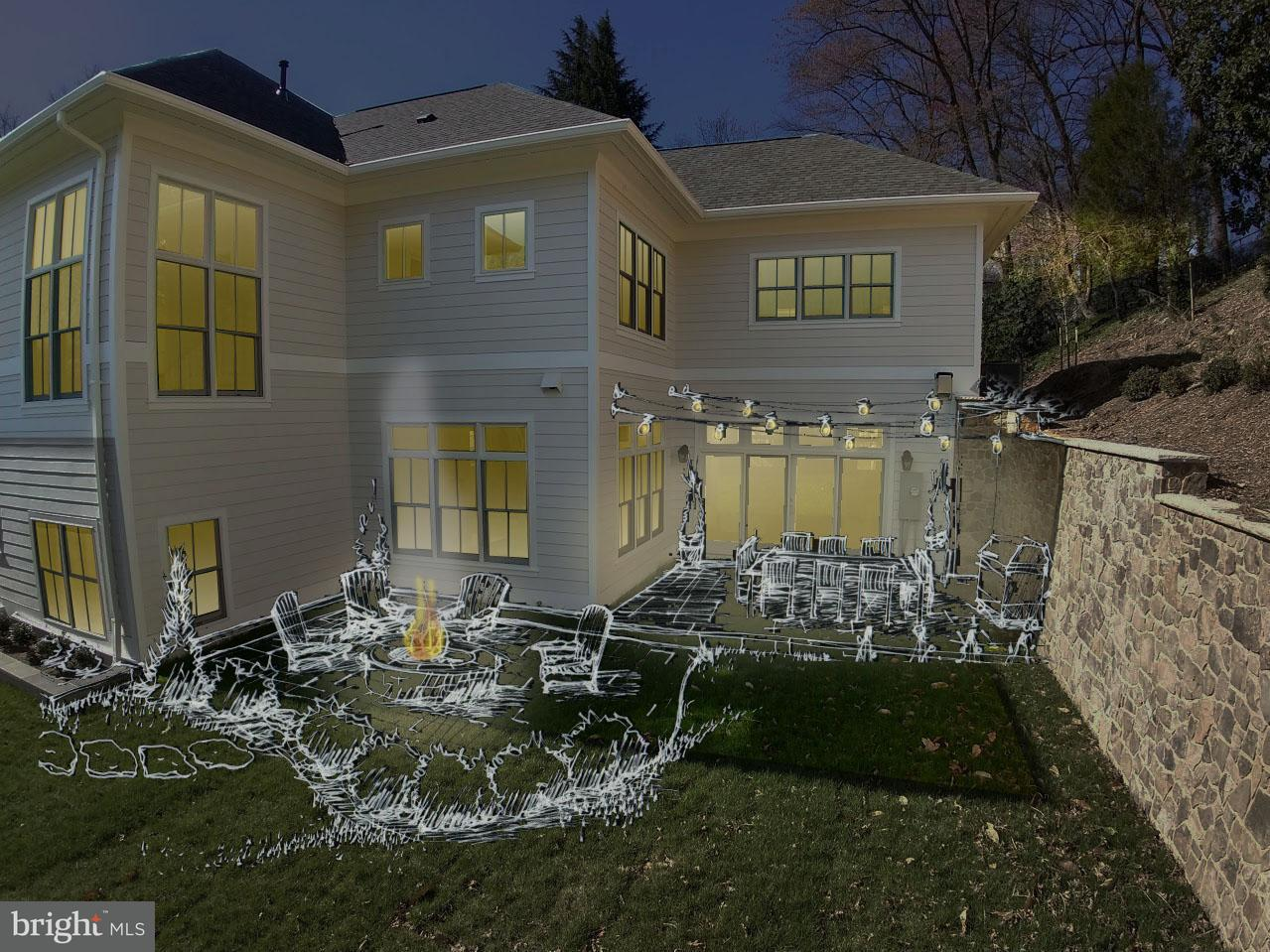 Single Family Home for Sale at 3530 Utah St N 3530 Utah St N Arlington, Virginia 22207 United States