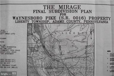 土地 のために 売買 アット Waynesboro Road Waynesboro Road Emmitsburg, メリーランド 21727 アメリカ合衆国
