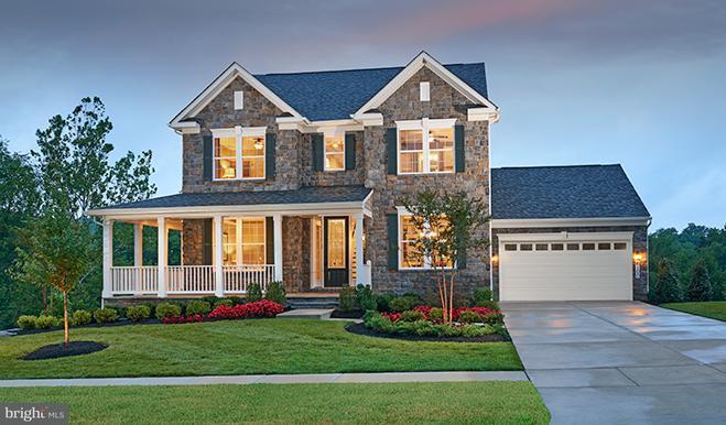 Maison unifamiliale pour l Vente à 6100 Yeager Court 6100 Yeager Court New Market, Maryland 21774 États-Unis