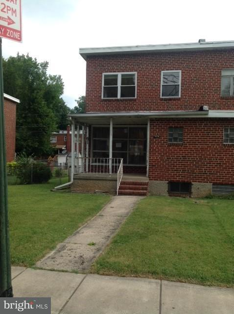 Single Family for Sale at 5576 Elderon Ave Baltimore, Maryland 21215 United States