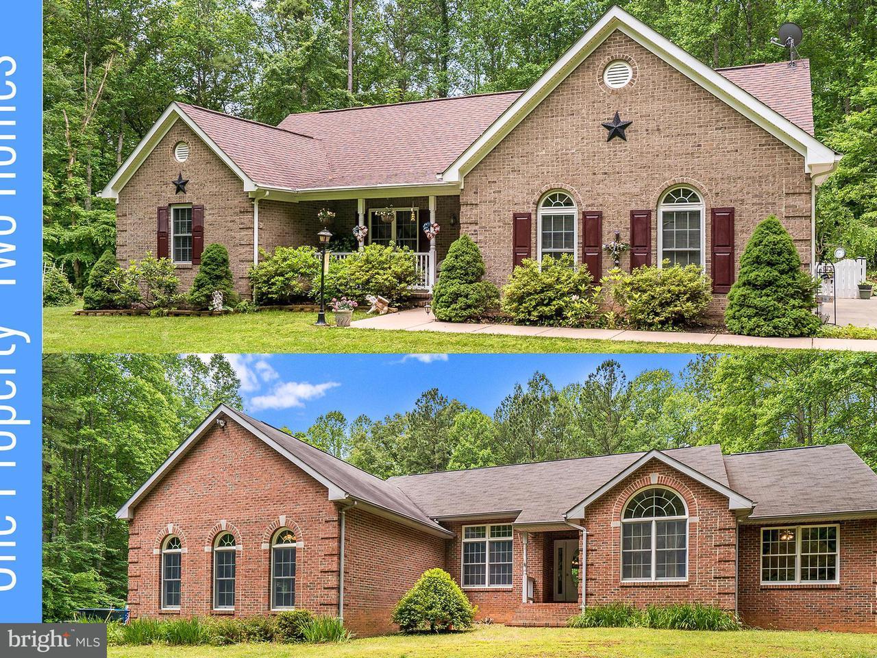 Vivienda unifamiliar por un Venta en 4300 Sumerduck Road 4300 Sumerduck Road Sumerduck, Virginia 22742 Estados Unidos
