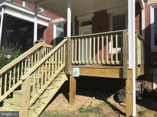 Single Family for Sale at 4008 Franklin St Baltimore, Maryland 21229 United States