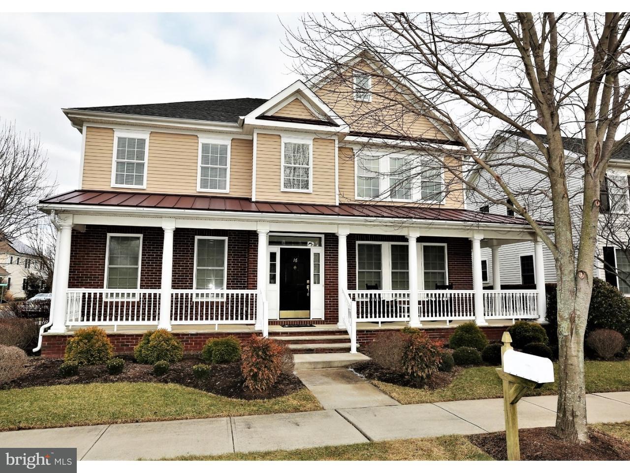 Casa Unifamiliar por un Venta en 16 COLLINGTON Street Chesterfield, Nueva Jersey 08515 Estados UnidosEn/Alrededor: Chesterfield Township
