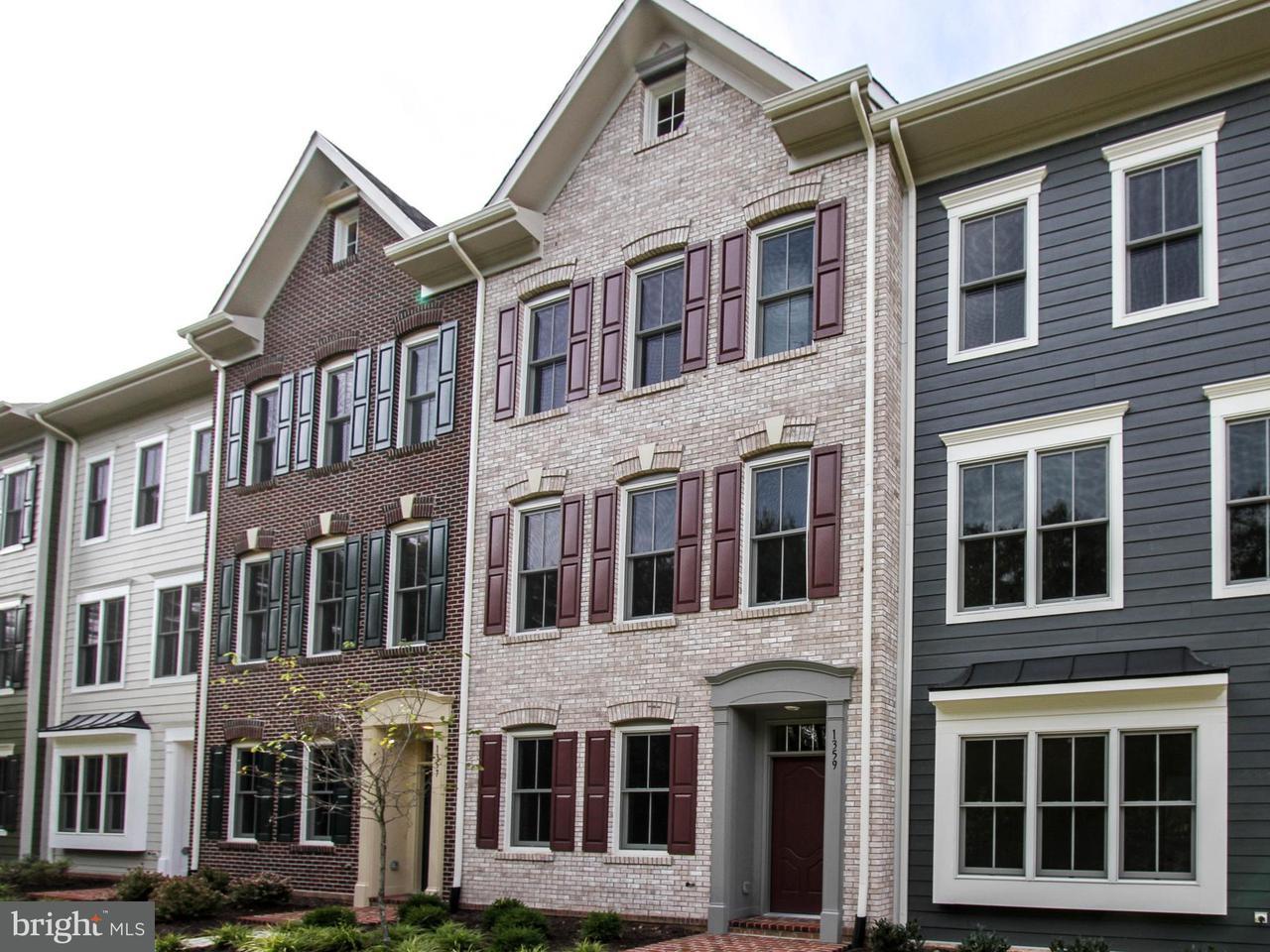 Single Family for Sale at 1359 Powhatan St #7 Alexandria, Virginia 22314 United States