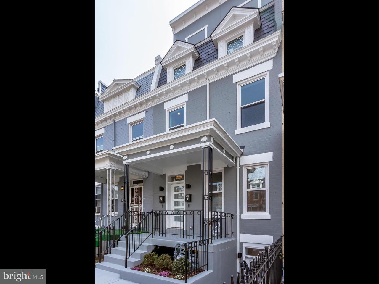 Single Family for Sale at 157 U St NE #2 Washington, District Of Columbia 20002 United States