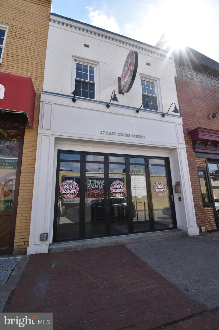 Commercial for Sale at 27 Cross St Baltimore, Maryland 21230 United States