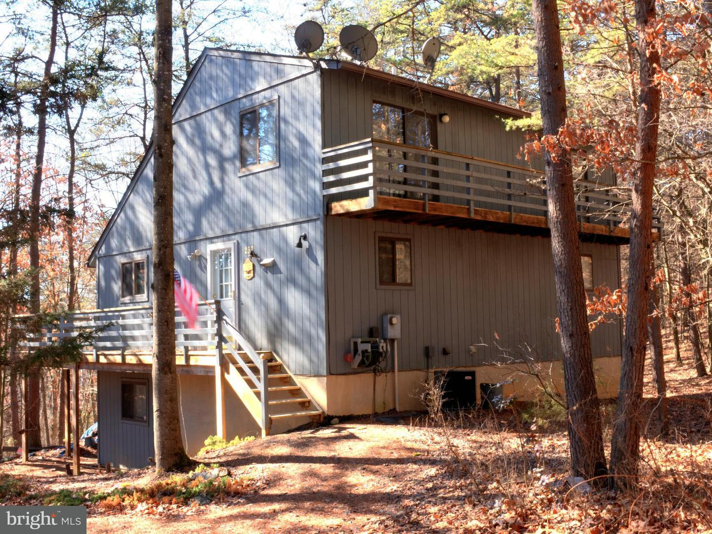 Single Family for Sale at 232 Longstreet Rd Basye, Virginia 22810 United States