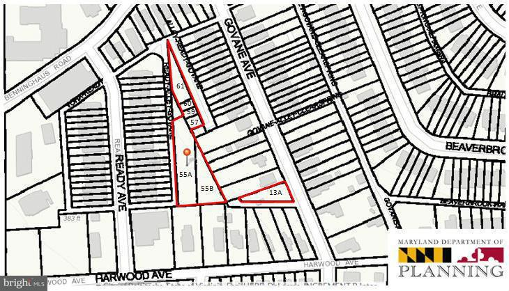 Land for Sale at 5600 Govane Ave Baltimore, Maryland 21212 United States