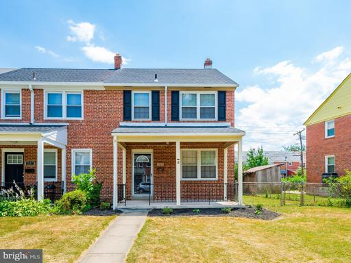 Property for sale at 1265 Cedarcroft Rd, Baltimore,  MD 21239