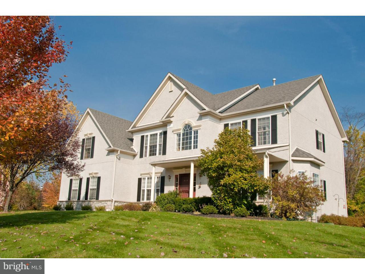 Casa Unifamiliar por un Venta en 31 CAMERON Court Exton, Pennsylvania 19341 Estados Unidos