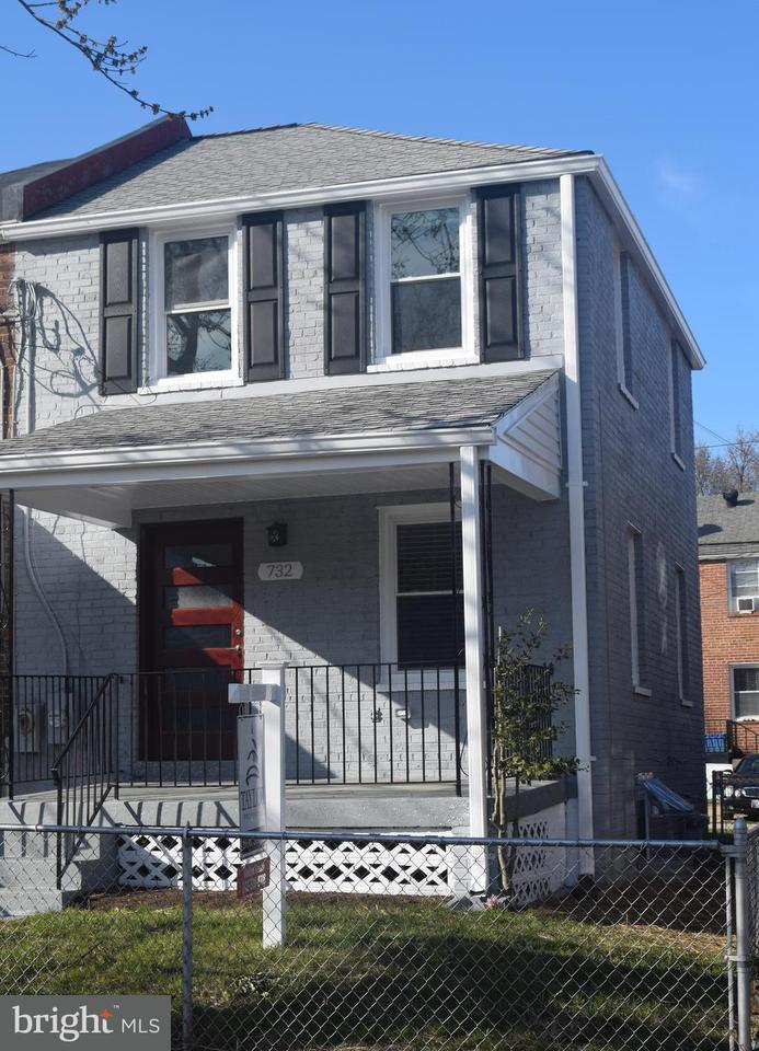 Single Family for Sale at 732 Emerson St NE Washington, District Of Columbia 20017 United States