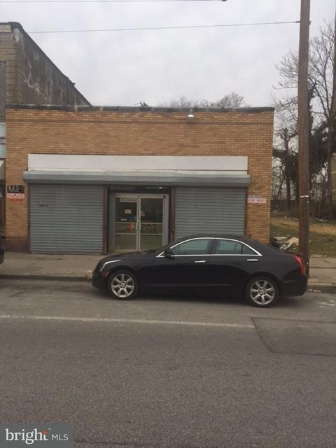 Commercial for Sale at 3910 Belvedere Ave Baltimore, Maryland 21215 United States