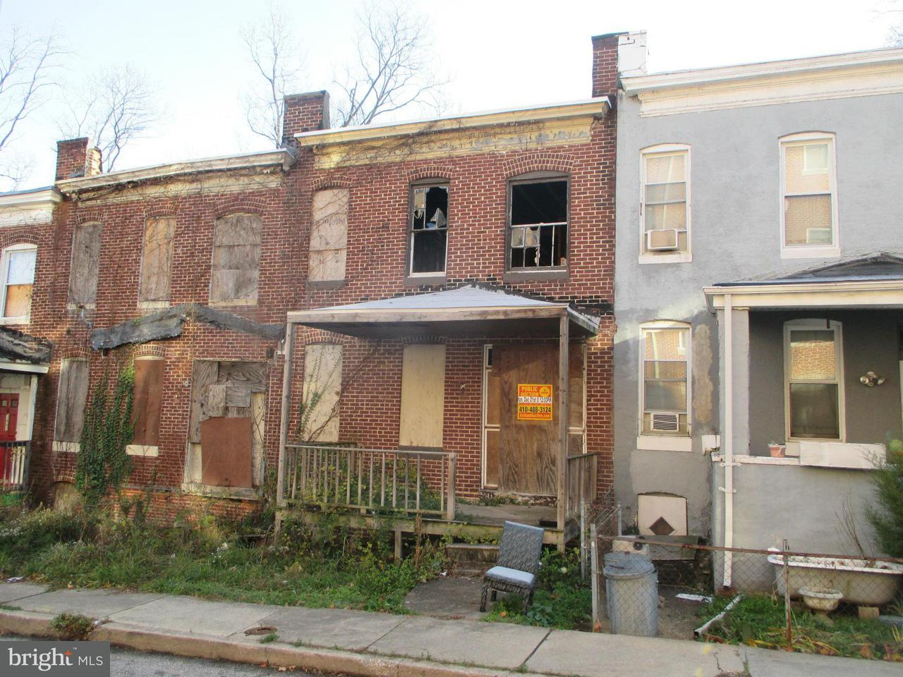 Photo of home for sale at 3459 Cottage Avenue, Baltimore MD