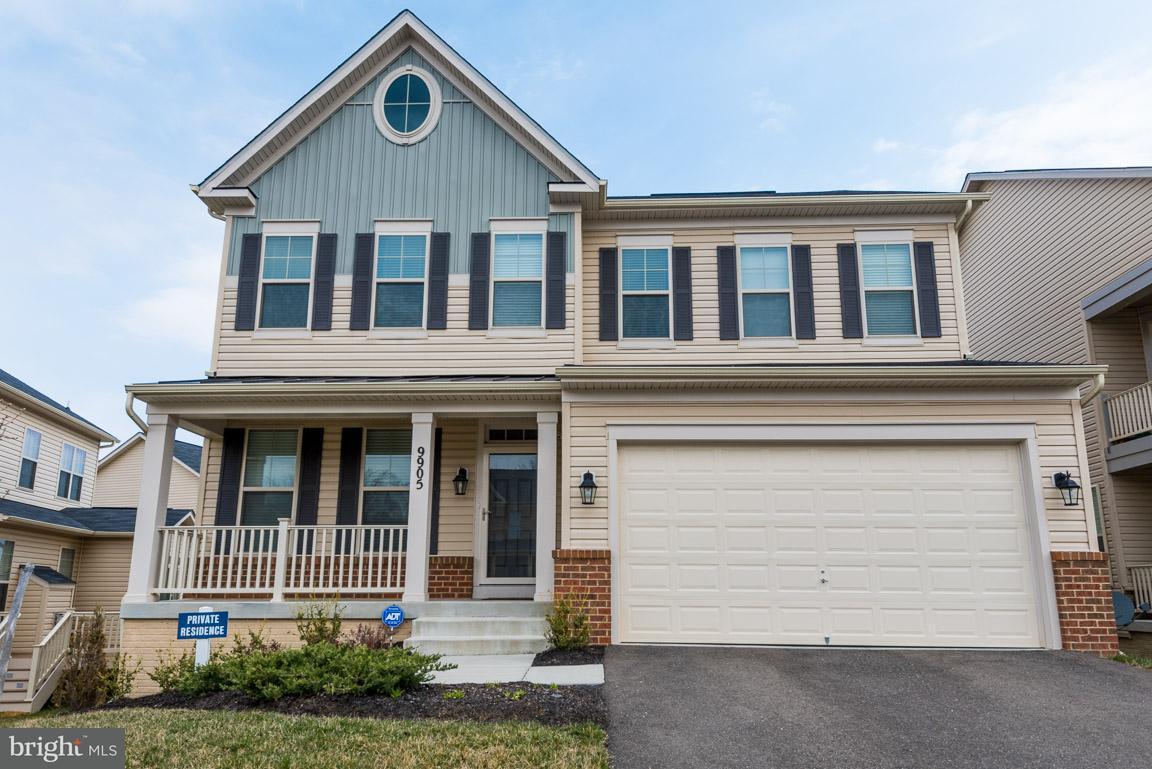 一戸建て のために 売買 アット 9905 Smithview Place 9905 Smithview Place Lanham, メリーランド 20706 アメリカ合衆国