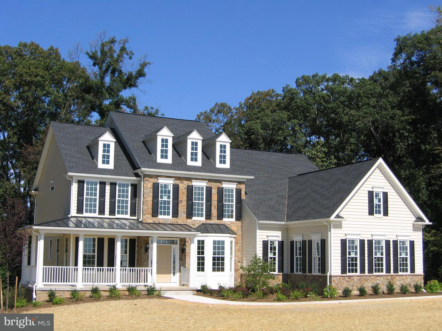 Single Family for Sale at 14550 Old Frederick Rd Cooksville, Maryland 21723 United States