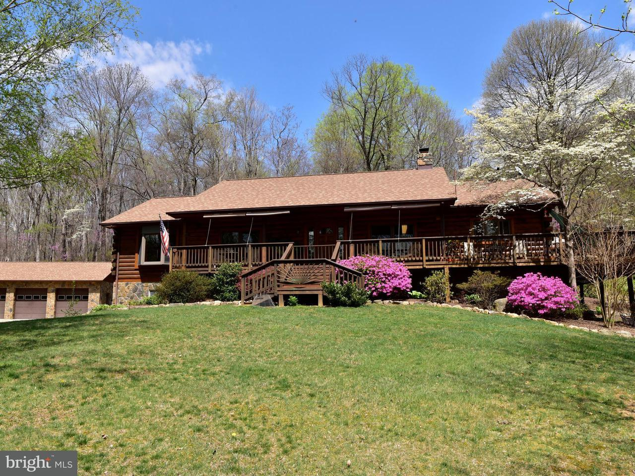 Single Family Home for Sale at 734 Gid Brown Hollow Road 734 Gid Brown Hollow Road Washington, Virginia 22747 United States